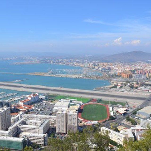 Gibraltar airport