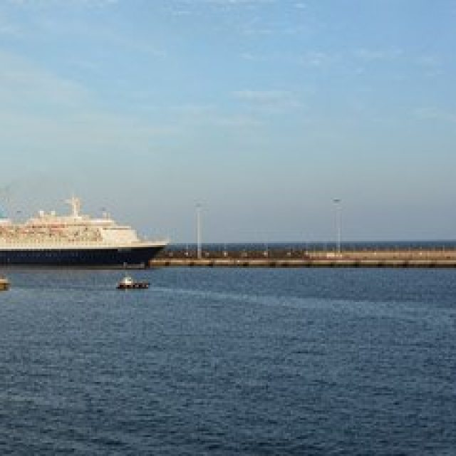 Cruise dock Lanzarote: Muelle de los Mármoles