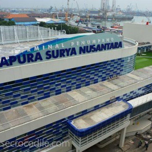 Surabaya cruise port