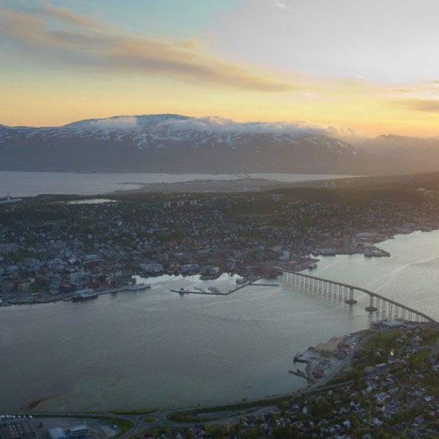Tromsøya island