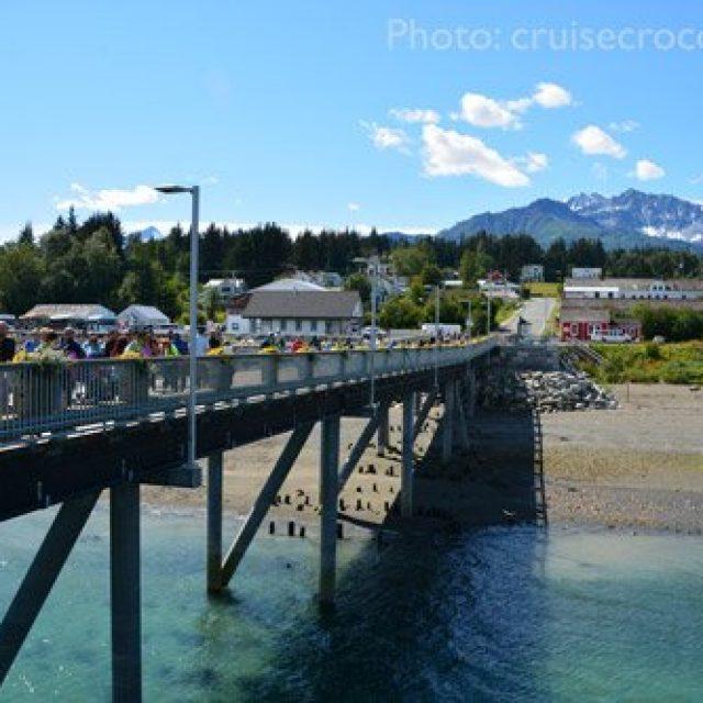 Haines cruise dock