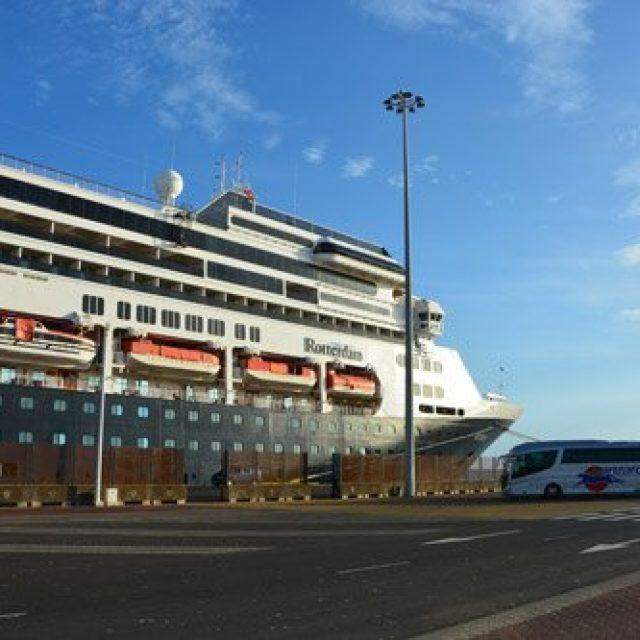 Cruise dock Lanzarote: La Boca de Puerto Naos