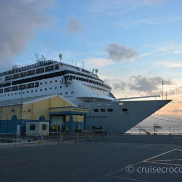 Gibraltar cruise dock