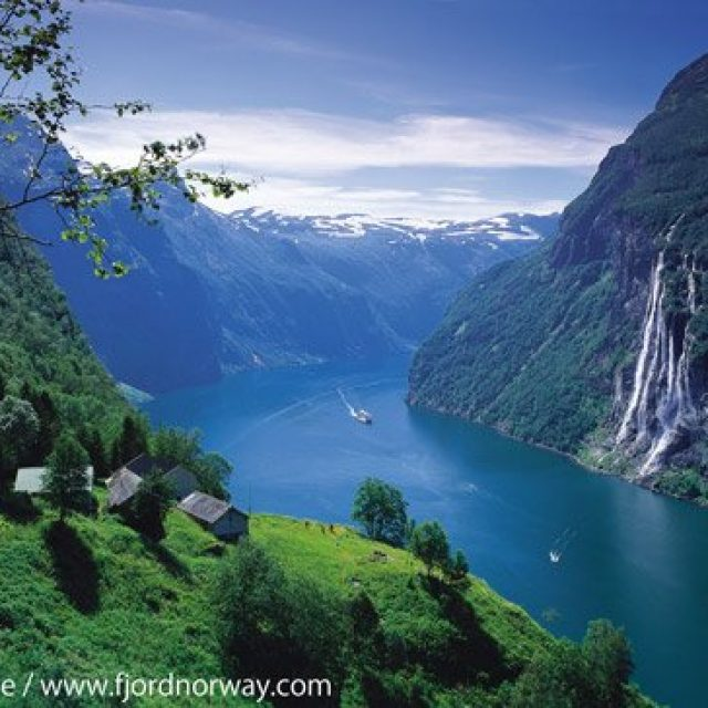 10 best cruise ports of Northern Europe