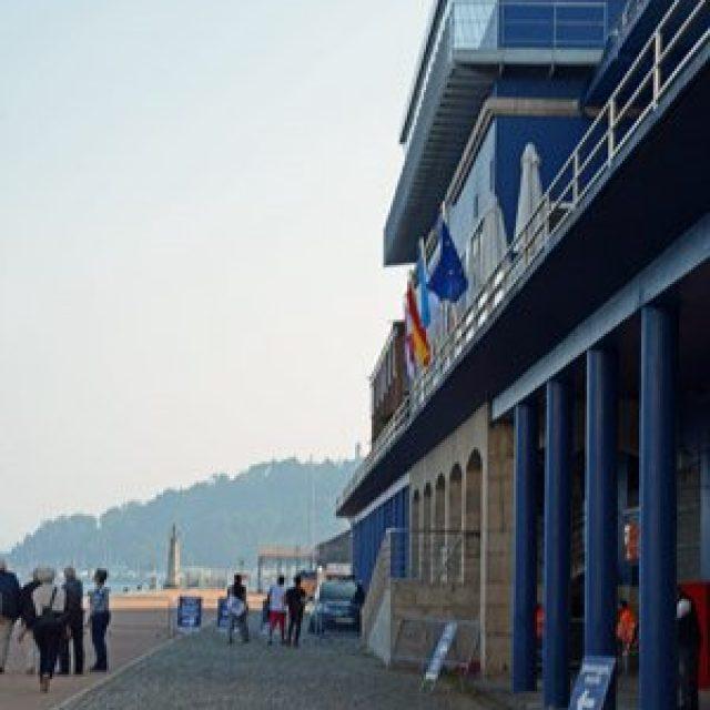 Vigo cruise dock